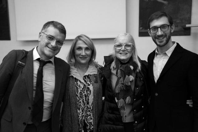 Stefano Moriggi, Marzia Banci, Luisa Quadalti Senzani, Giovanni Boaretto